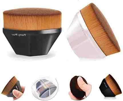 Comment utiliser brosse fond de teint ?