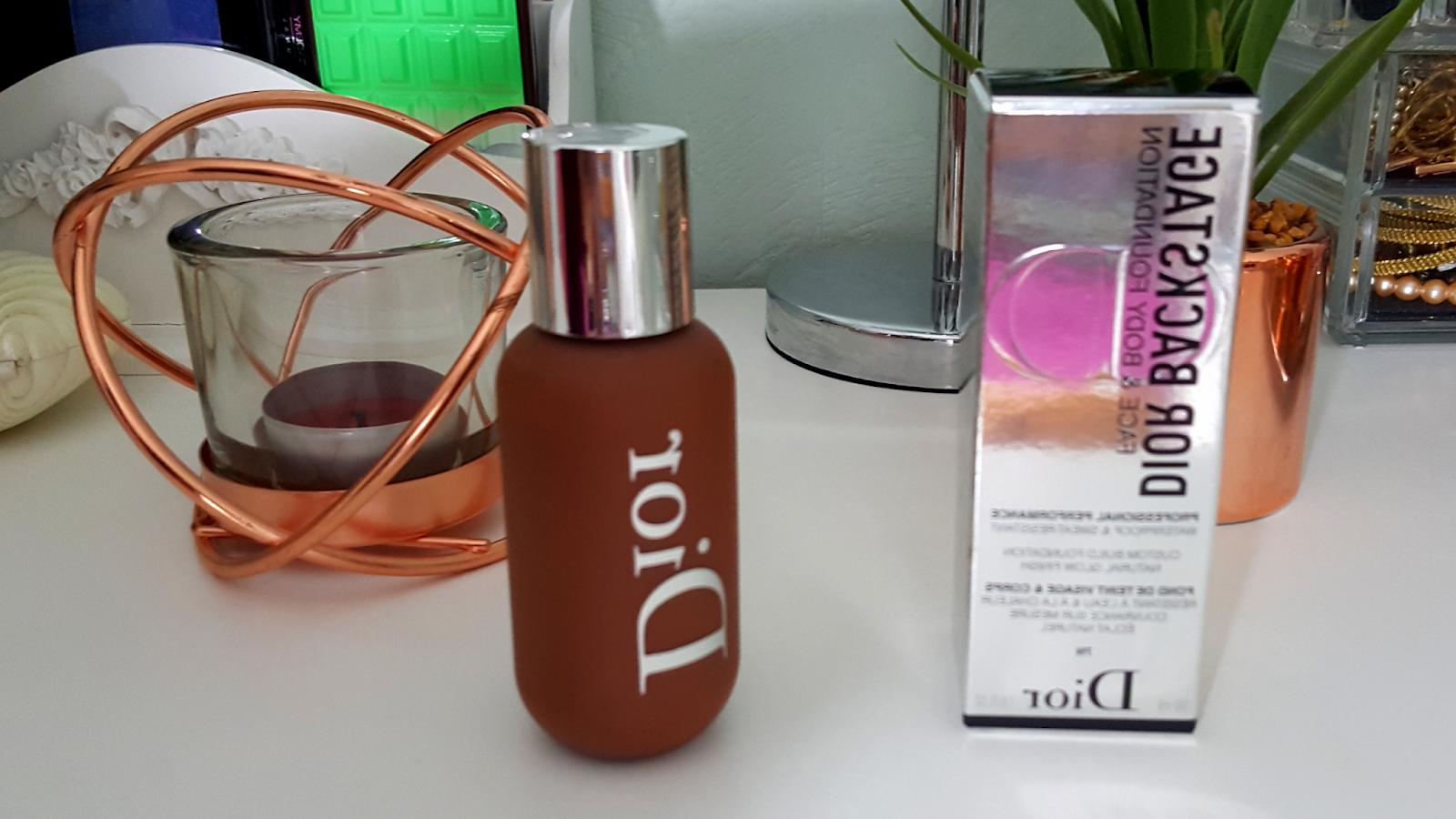 Comment utiliser la palette Dior Backstage ?