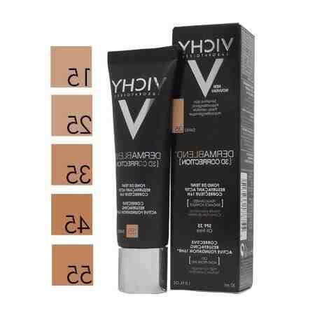 Quel fond de teint pour vitiligo ?